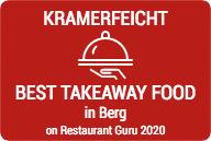 Kramerfeicht Best Takeaway 2020 in Berg